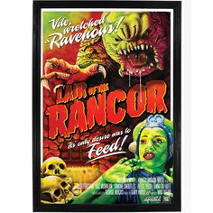 Lair of the Rancor Poster