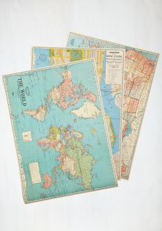 It Won't Be Longitude Print Set - From The Home Decor Discovery Community At www.DecoandBloom.com