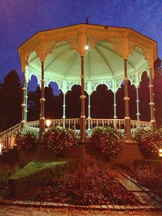 Bandstand Roermond remember this place @Diane Z ? we ate at a cafe by here!