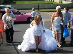 You know you 39 re an american gypsy when first communions for 34 wedding dresses that should have never existed