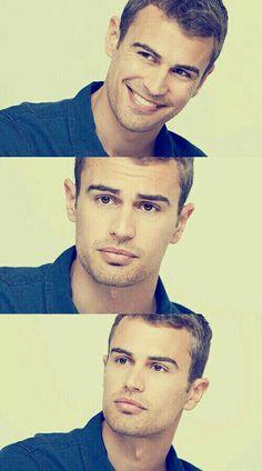 #TheoJames#Divergent#Perfect