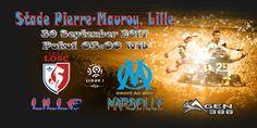 Prediksi Skor Bola Liga 1 Perancis - Prediksi Pertandingan Bola Lille Vs Marseille 30 Oktober 2017 - Laga pertandingan lanjutan Liga 1 Perancis antara kesebelasan Lille Vs Marseille yang akan berlangsung di Stade Pierre-Mauroy, Lille pada tanggal 30 Oktober, pukul 03:00 WIB, dini hari dipastikan akan berlangsung sangat seru.