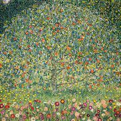 Still complex, Vienna  Gustav Klimt - Apple Tree