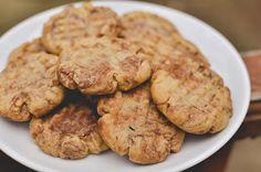 Nutella Swirl Peanut Butter Cookies