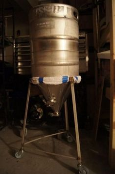 $40 DIY Conical (+ keg, no welding) - Home Brew Forums