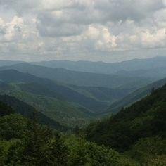 Great Smoky Mountains, TN.