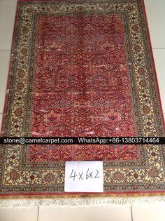 Turkey carpets,silk,handmade,4x6ft