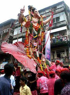 ganesh festival, maharashtra