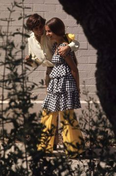 En images : voilà à quoi ressemblait la mode chez les lycéens en 1969