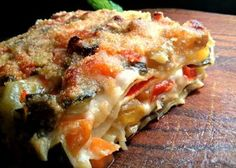 Gnocchi, Risotto, Pasta Recipes, Cooking Recipes, Confort Food, Slow Food, Antipasto, Crepes, Italian Recipes