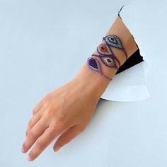 LFC Macrame evil eye bracelets - SS'14 trend.  www.lovefromcyprus.com