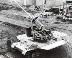 Pz. Sfl. IVc Flak 88 mm