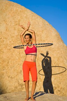 Try Hula Hooping (420-600 calories)