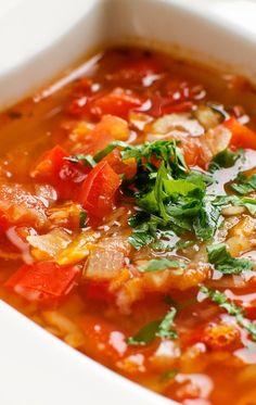Weight Watchers Tortilla Soup Recipe