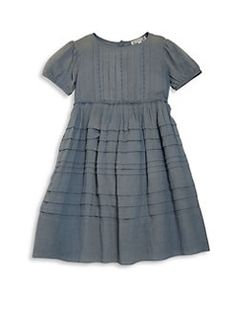 Bonpoint - Toddler's & Little Girl's Pleated Dress