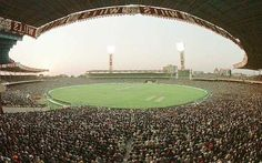 "Eden Gardens is India's oldest cricket stadium. This stadium is considered one of the finest in the world and is often termed as the ""Lords of Asia"".Presently, the Cricket Association of Bengal owns this stadium that has a seating capacity of 120,000 spectators."