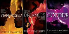 Starcrossed trilogy by Josephine Angelini Book Review Blogs, Popular Series, Star Crossed, Greek Gods, Fiction Books, Book Series, Book Worms, Destiny, Science Fiction