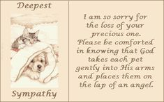 Sympathy dog loss quotes - photo#10