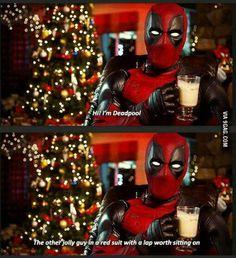 Just Deadpool being Deadpool