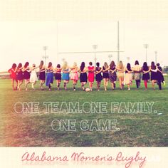 Alabama women's rugby #rugby #rugbygirls #womensrugby