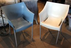 philippe starck-dr no chair-1. Dining chairs for terrace?