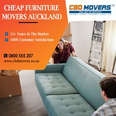 We have well trained & experienced cheap furniture movers company in Auckland ensuring safe & in time move. Call us at 0800 555 207 for furniture moving services in Auckland. Furniture Removalists, Furniture Movers, Office Movers, House Movers, Auckland, 15 Years, Packers, How To Remove, Marketing