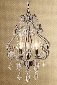 Valentina Chandelier in Home I 2013 from Soft Surroundings on shop.CatalogSpree.com, my personal digital mall.