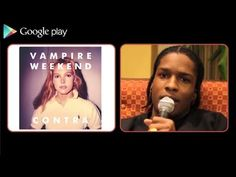 A$AP Rocky on Vampire Weekend [EXPLICIT]
