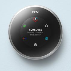 Auto-Schedule was the first feature we thought of for the Nest Learning Thermostat. We knew most people didn't program their thermostats – it's just too complicated.