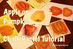 Apple or Pumpkin Cha