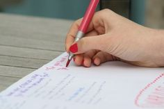 How to write a high school application vision statement