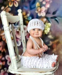 Baby pic idea