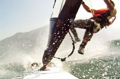 How to avoid the harness catapult in windsurfing