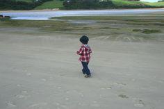 Beach boy!