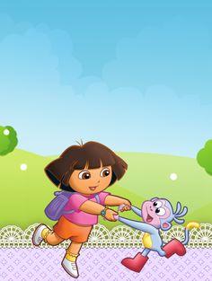 Convite+interno+Envelope+Dora+aventureira.png 587×779 pixels