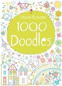 1000 Doodles - 8,6e