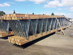 Red-M Open-Web truss, Red-H Open-Web truss - Engineered wood trusses for commercial building construction | RedBuilt LLC