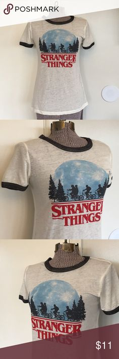 ba813b31dd7c6 11 Best Stranger things shirt images   Stranger things merchandise ...