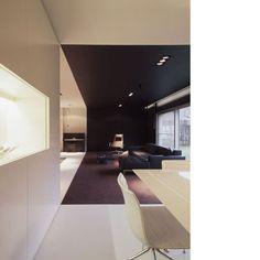 :: PUUR interieurarchitecten - woning :: Contemporary Architecture, Interior Architecture, Bathroom Lighting, Minimalism, Mirror, Furniture, Home Decor, Homemade Home Decor, Bathroom Vanity Lighting