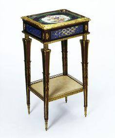 Table | Garnier, Pierre | V Search Sevres,France ca 1770