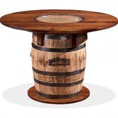 1000+ ideas about Whiskey Barrel Table on Pinterest | Barrel ...