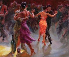 аргентинское танго - Поиск в Google