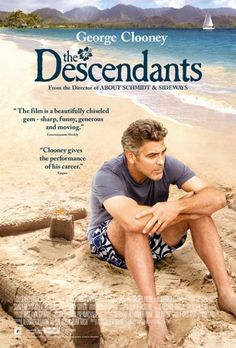 Guess who has been asked to write about the issues raised in the new George Clooney film The Descendants ? - Sue Atkins The Parenting Coach George Clooney, See Movie, Film Movie, Movies Showing, Movies And Tv Shows, The Descendants 2011, Little Dorrit, Bon Film, Pochette Album