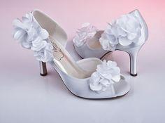 Elizabeth Shoe Collection Bridal Shoes, Shoe Collection, Joy, Fashion, Bride Shoes Flats, Moda, Bride Shoes, Fashion Styles, Glee