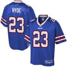Men's Buffalo Bills Micah Hyde NFL Pro Line Royal Player Jersey #ad #nfl #jersey