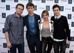 atores do filme...