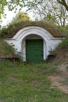 cellar? turn it into a hobbit hole and let me move in.
