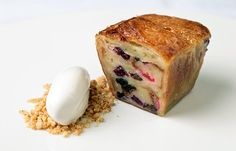 Matt Gillan gives the classic dessert of pain perdu a distinct festive touch with star anise and cinnamon flavouring the dish