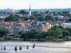 Old Town Alexandria/Arlington, VA (my neighborhoods for 10+ years)