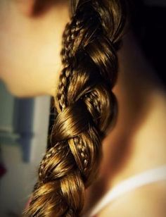 unique  braid  | ... unique braided hairstyles on pinterest and in fact we do our braids